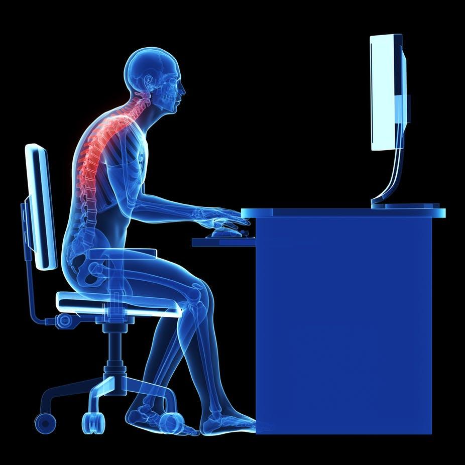 Posture pain 1